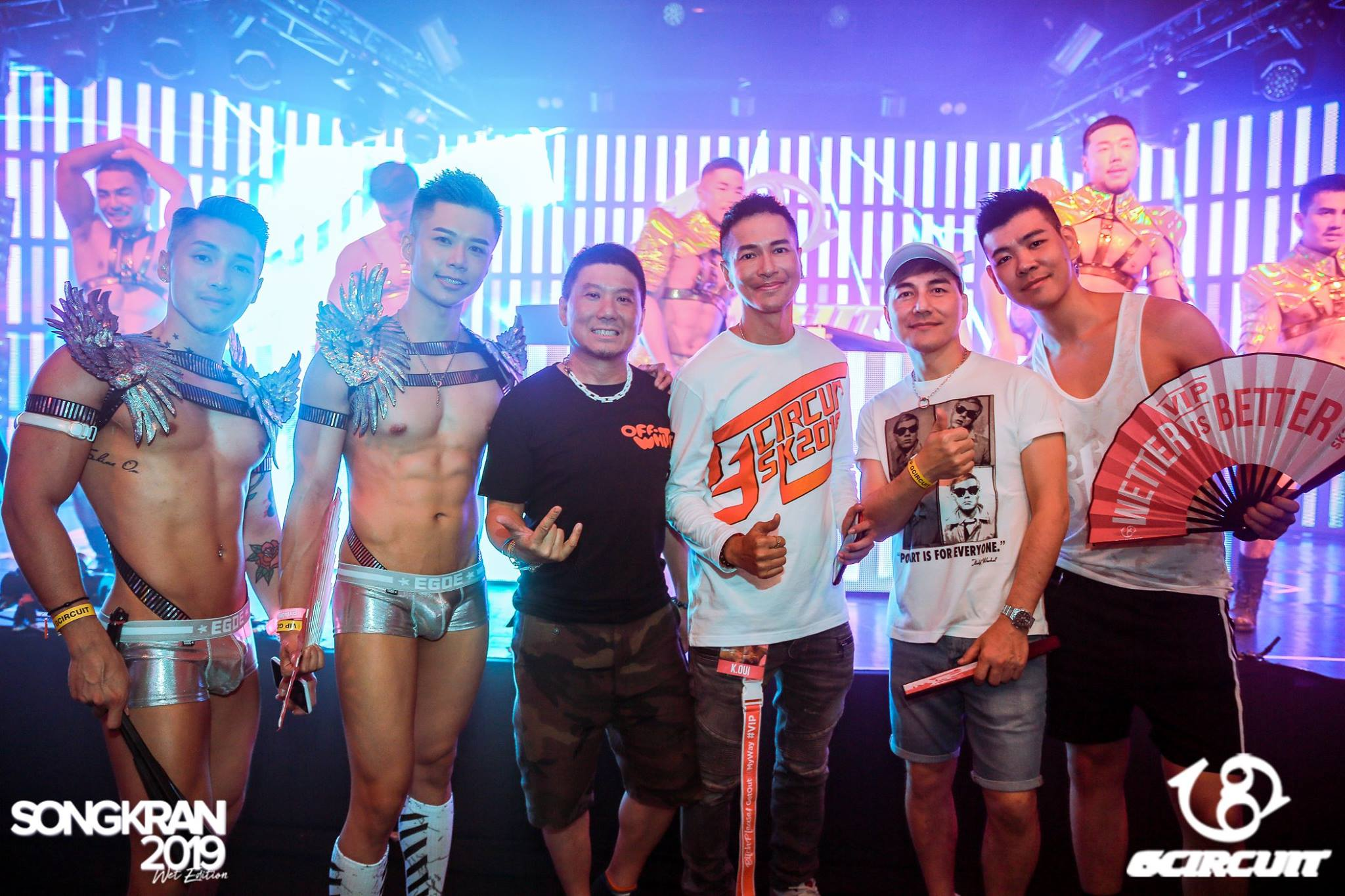 FINAL PHOTO ALBUM OF OPENING PARTY FOR SONGKRAN2019