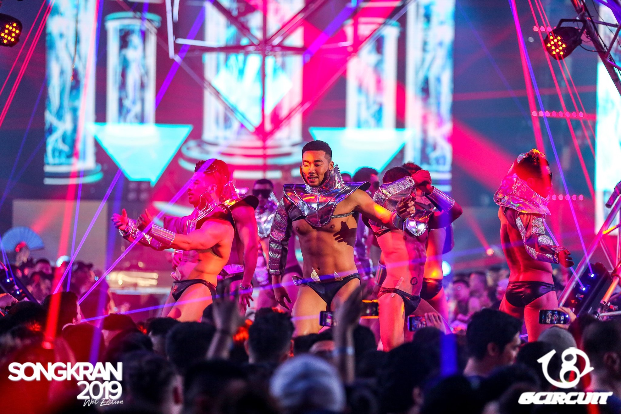 FINAL PHOTO ALBUM OF MAIN PARTY FOR SONGKRAN2019
